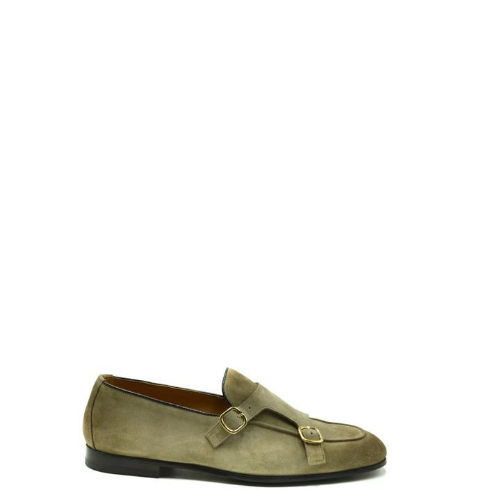 Doucal's Men's Loafer Beige 179765 - beige 41
