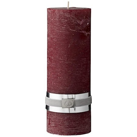 Kubbelys Rustic 20 cm Rød