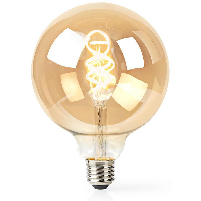 Nedis Smart filamentslampa E27 G125
