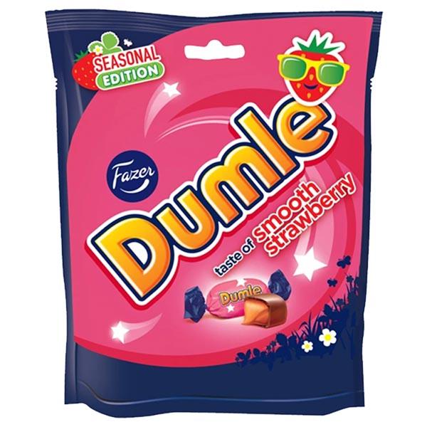 Dumle Seasonal Strawberry 220g