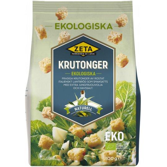 Krutonger 100g - 21% rabatt