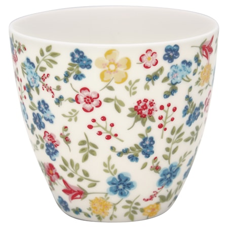 Sophia Latte Cup Vit