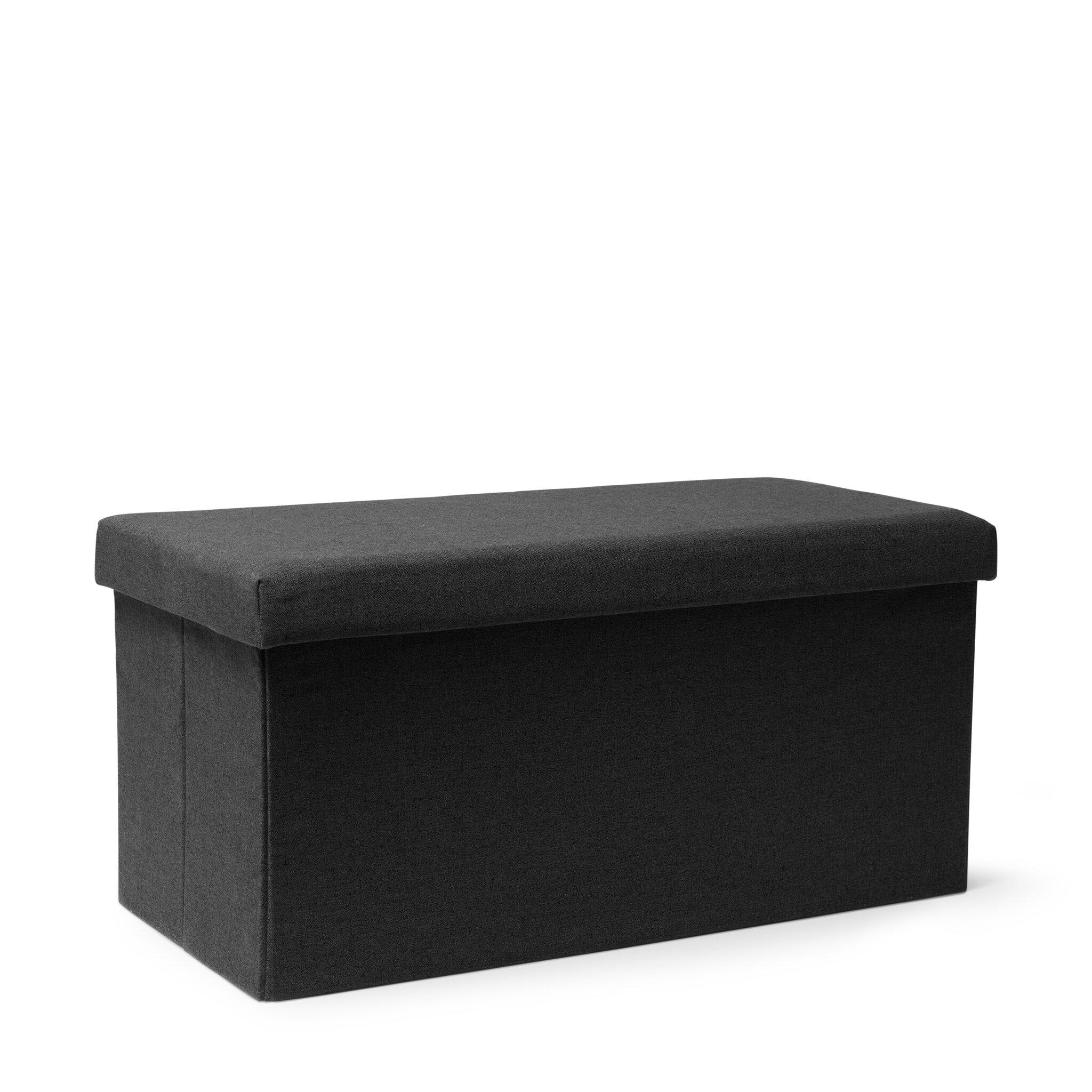 Förvaringsbänk Vivi, 76x38x38 cm