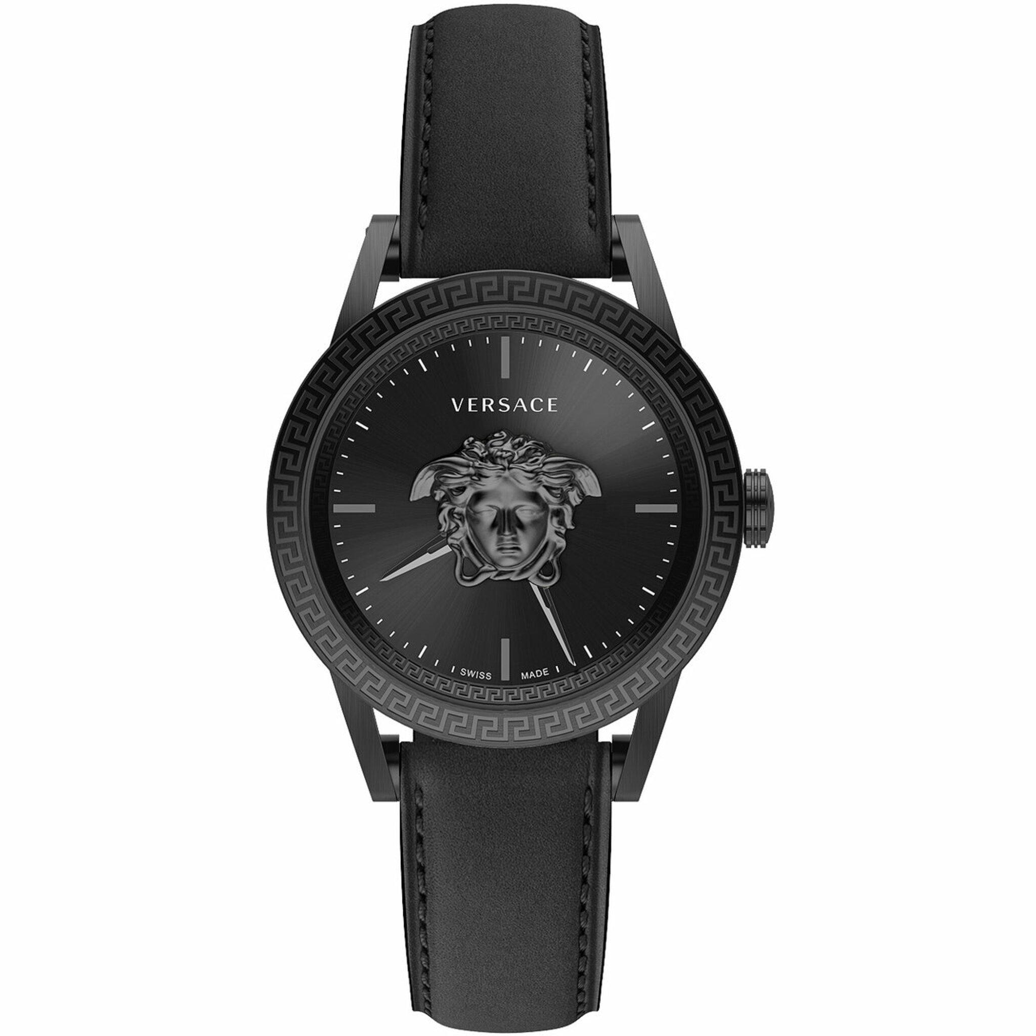 Verd01520, Quartz, 43mm, 5atm, black