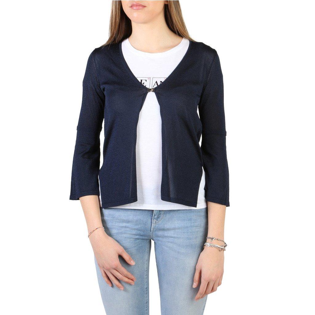 Armani Jeans Women's Sweater Blue 3050145M1XZ - blue S