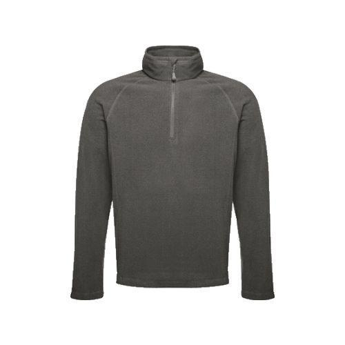 Regatta Men's Parkline Half Zip Micro Fleece Various Colours TRF511_540 - Light Steel S