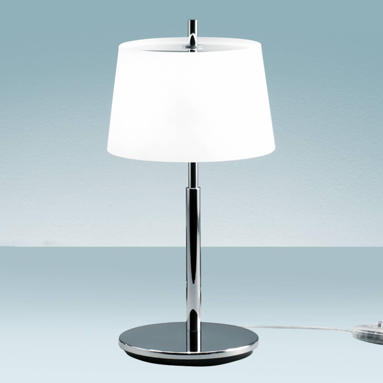 Utsøkt bordlampe PASSION, 31 cm