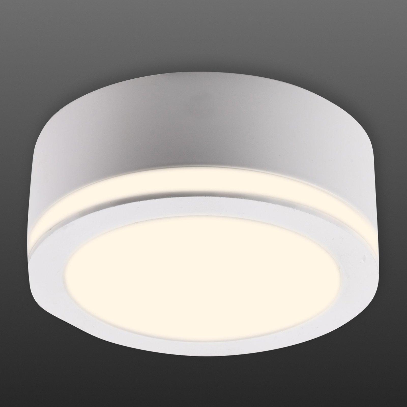 Biala - rund LED-spot utenpåliggende, 10 cm Ø