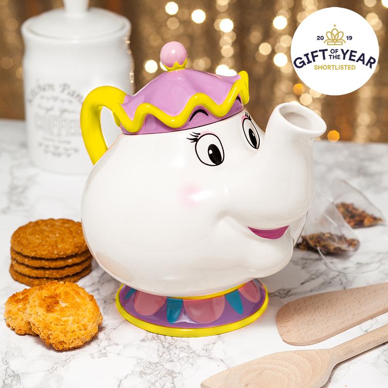 Beauty and the Beast - Mrs Potts Tea Pot (PP4342DP)