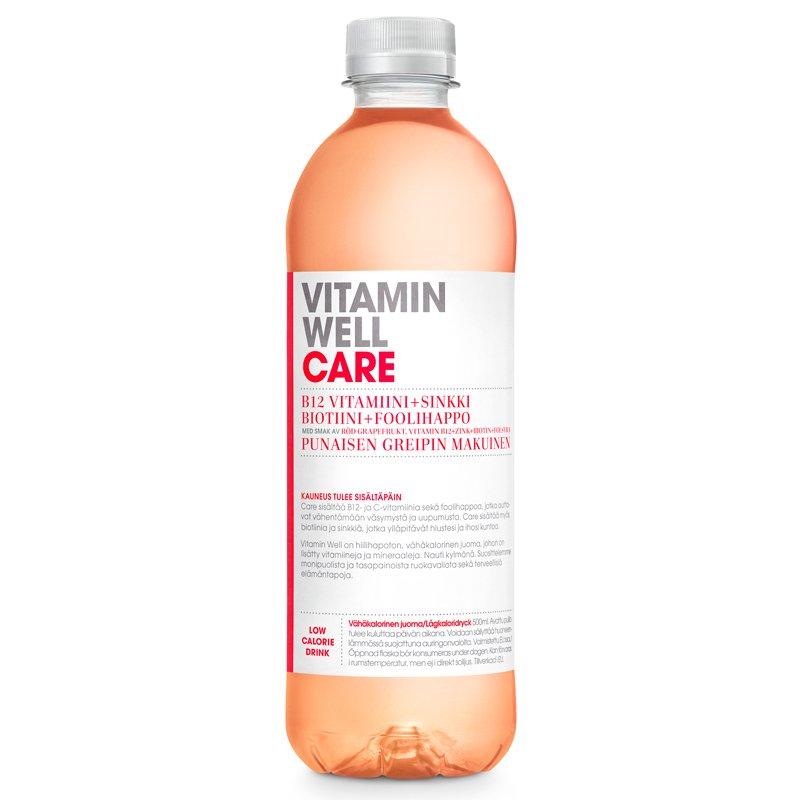Vitamiinijuoma Punainen Greippi - 46% alennus