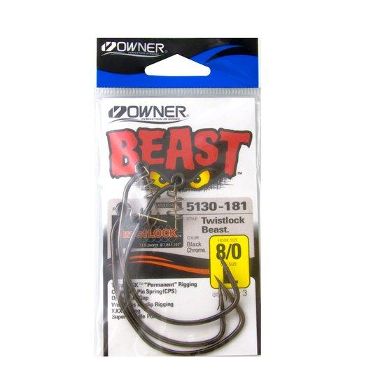 Owner Beast Twist Lock enkelkrok