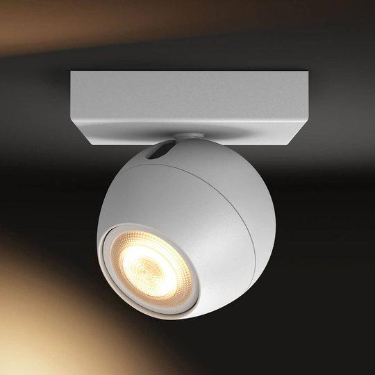 Philips Hue Buckram LED-Spot valkoinen laajennus