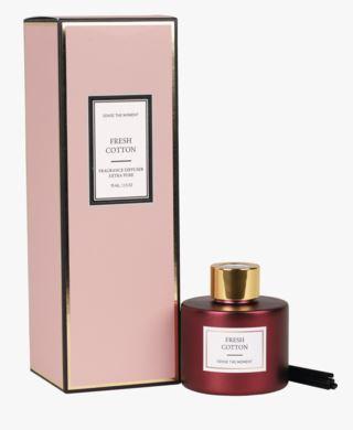 Fresh cotton metallic huonetuoksu roosa