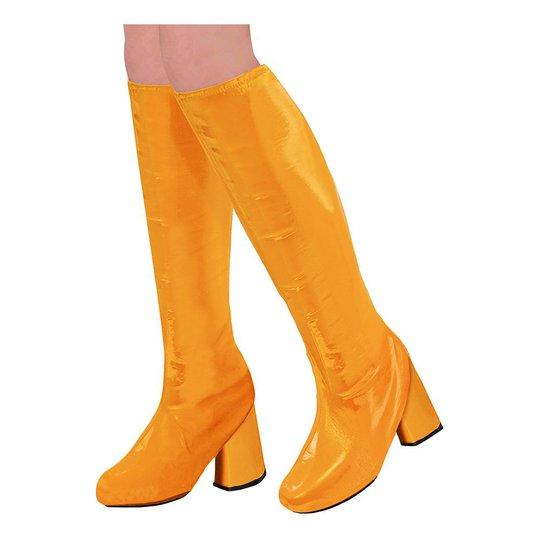 Skoöverdrag Orange - One size
