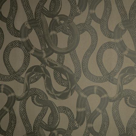 Tapet Snake peek Green