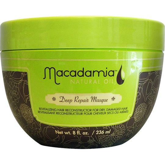 Macadamia Natural Oil Deep Repair Masque, 236 ml Macadamia Tehohoidot