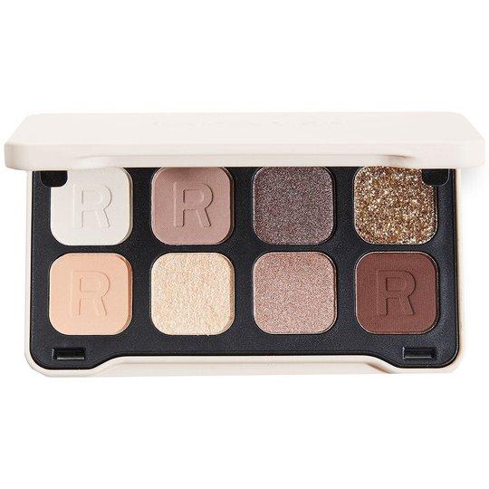 Forever Flawless Dynamic Serenity Palette, Makeup Revolution Luomiväri