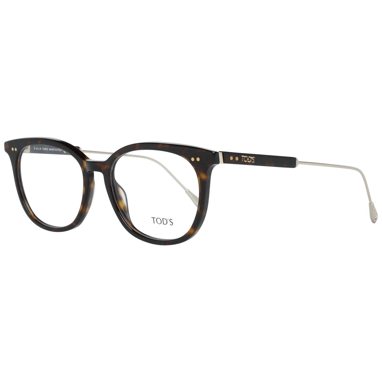 Tod's Women's Optical Frames Eyewear Brown TO5202 52052