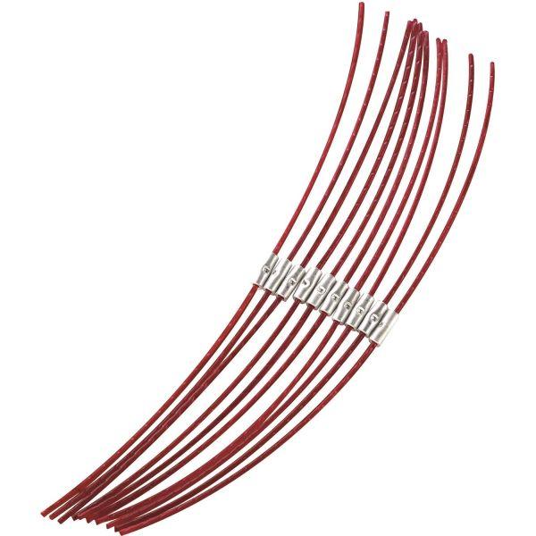 Bosch DIY F016800181 Tråd 26 cm, ekstra sterk, 10-pakning