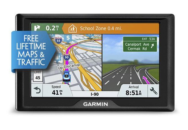 Garmin Garmin Drive™ 51 LMT-S, Europa