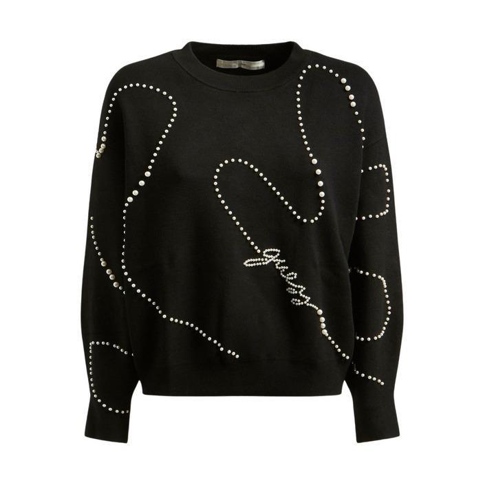 Guess Women's Knitwear Black 322074 - black XS