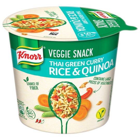 Ris & Quinoa Thai Green Curry - 13% rabatt