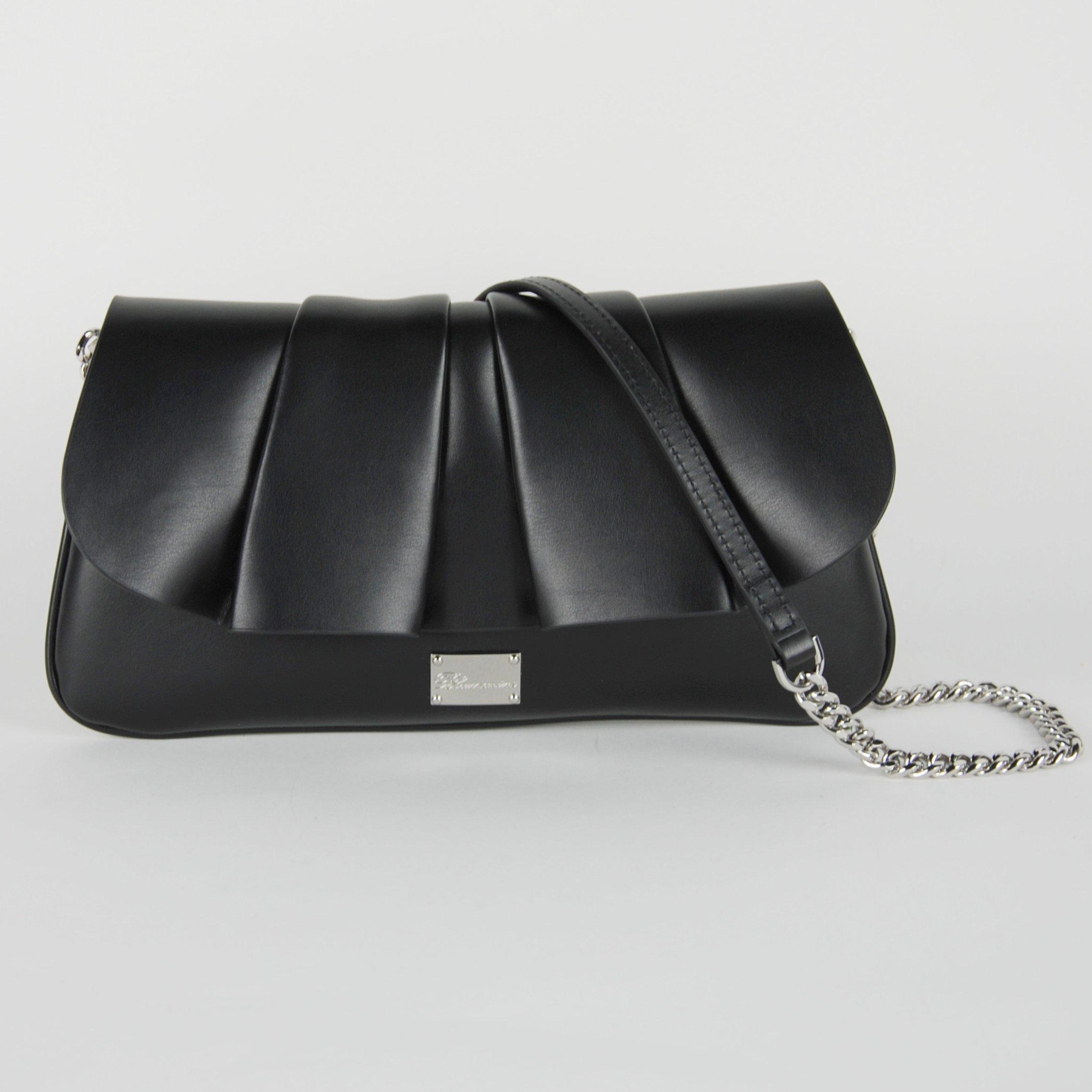 Blumarine Women's Shoulder Bag Black BL1421451