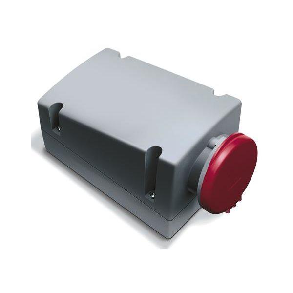 ABB 2CMA168396R1000 Seinäpistorasia IP44, 16 A, 3P+J 400 V