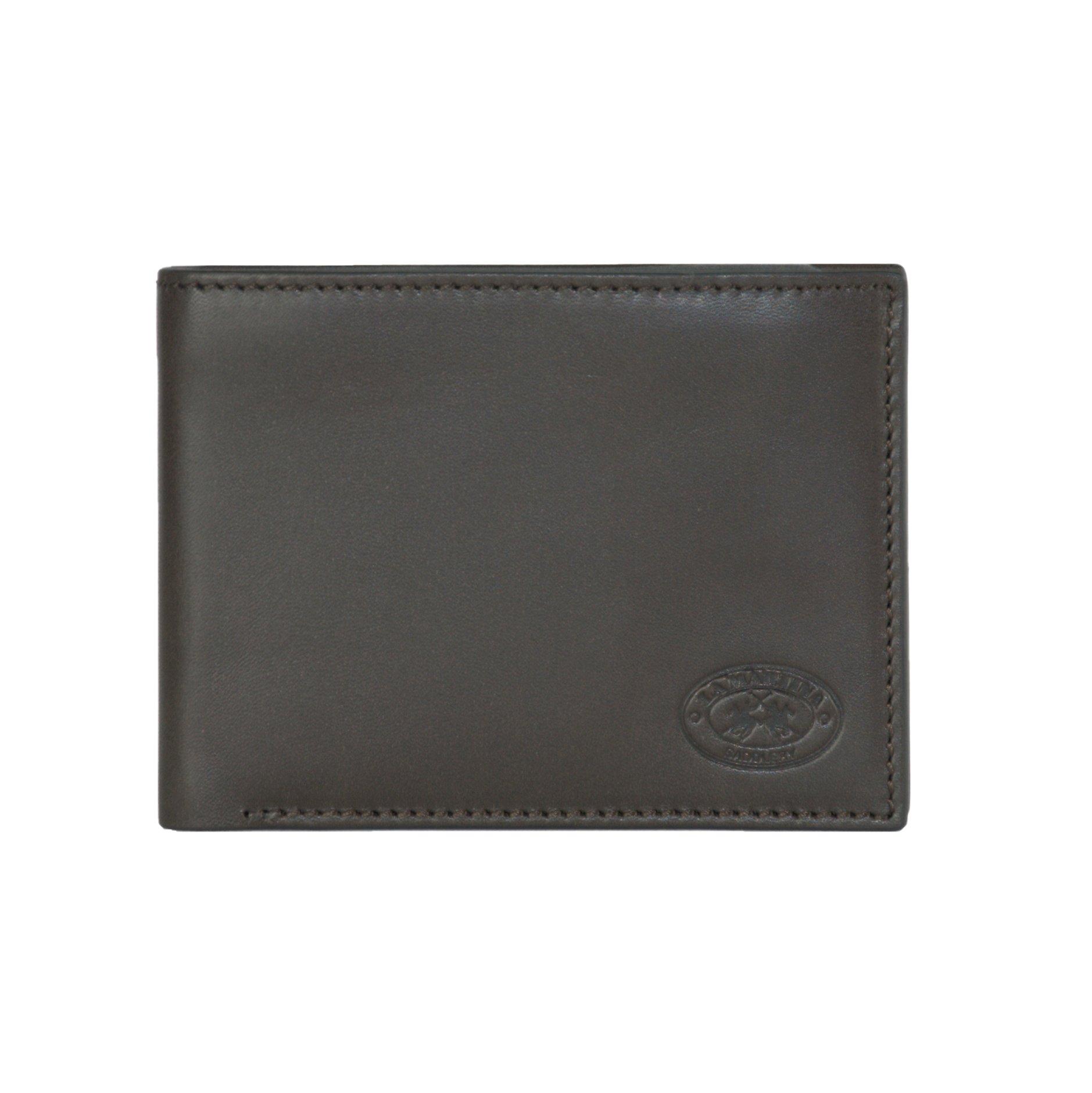 La Martina Men's Wallet Dark Brown LA1432658