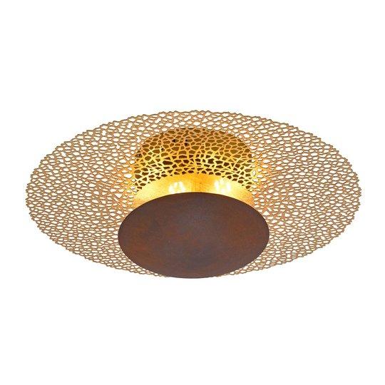 LED-kattolamppu Nevis, pyöreä, Ø 45 cm