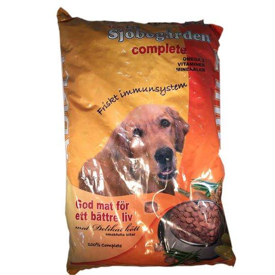Torrfoder Complete hund - 35% rabatt