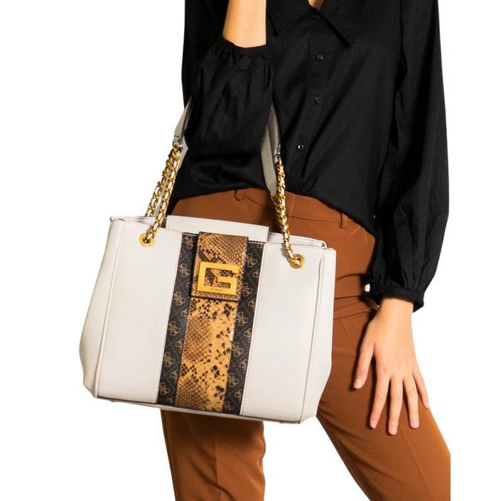Guess Women's Bag Beige 321746 - beige UNICA