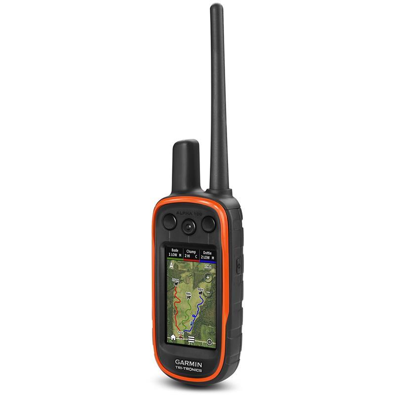 Garmin Alpha 100 Nordic håndsett Håndholdt GPS/hundepeiler