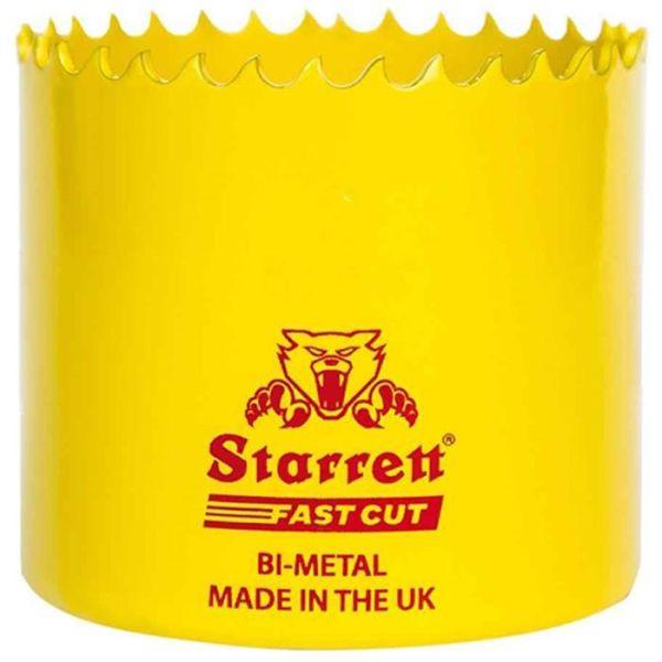 Starrett Fast Cut Reikäsaha Kaksoismetalli 14 mm