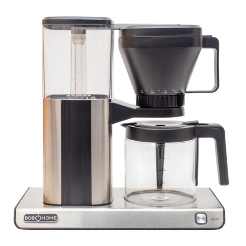 Bob Home Perfect Coffee Kaffebryggare - Stål