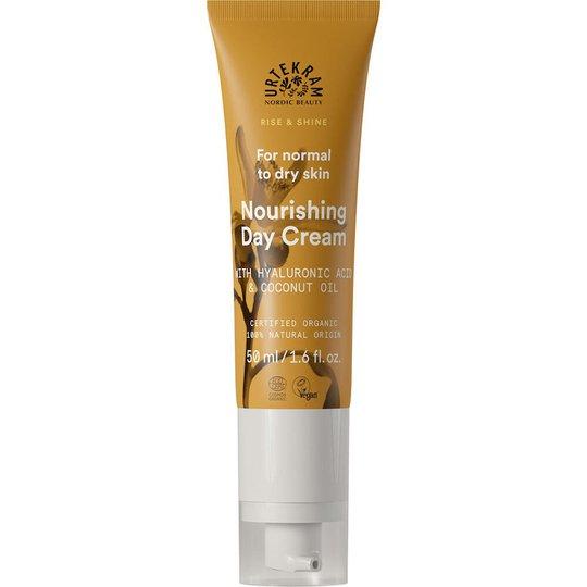 Rise & Shine Nourishing Day Cream Organic, 50 ml Urtekram Päivävoiteet