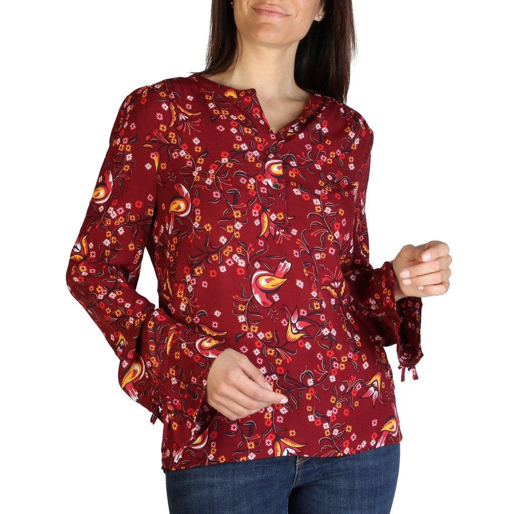 Tommy Hilfiger Women's Shirt Red WW0WW24735 - red 4