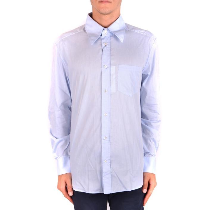 Dolce & Gabbana Men's Shirt Light Blue 164472 - light blue 50