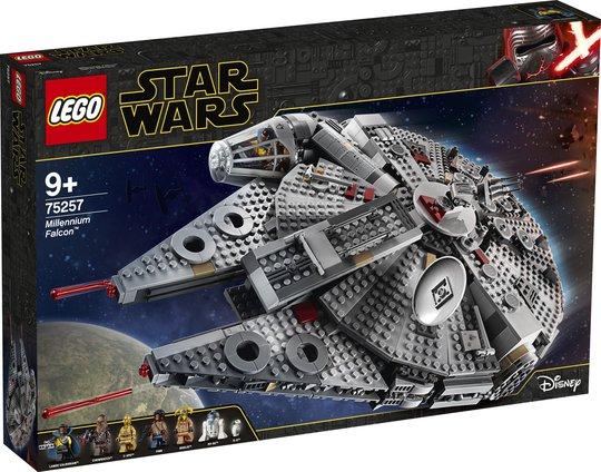 LEGO Star Wars 75257 Millennium Falcon
