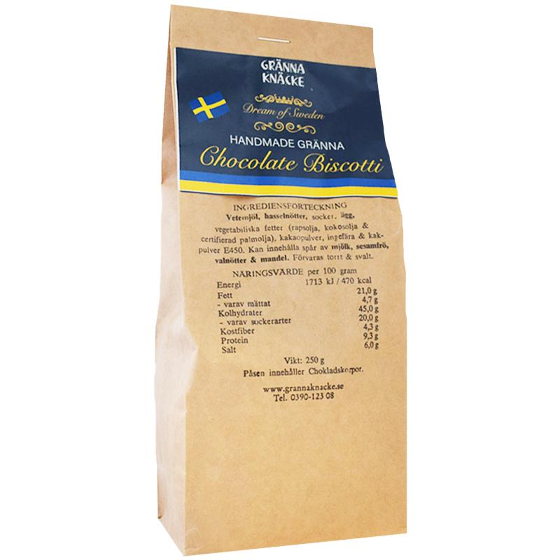 Biscotti Choklad - 37% rabatt