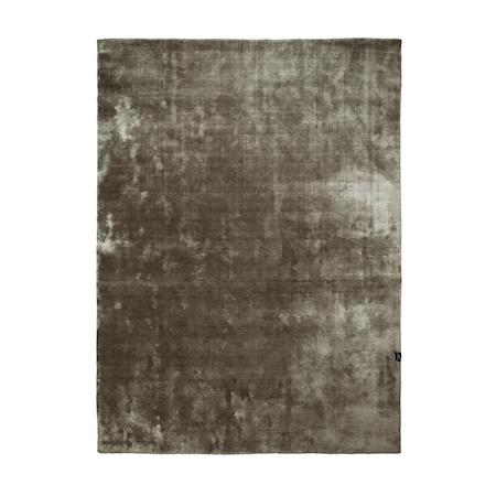 Velvet Tencel Teppe Nougat 200x300 cm