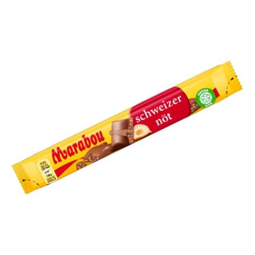 Marabou Schweizernöt - 43 gram