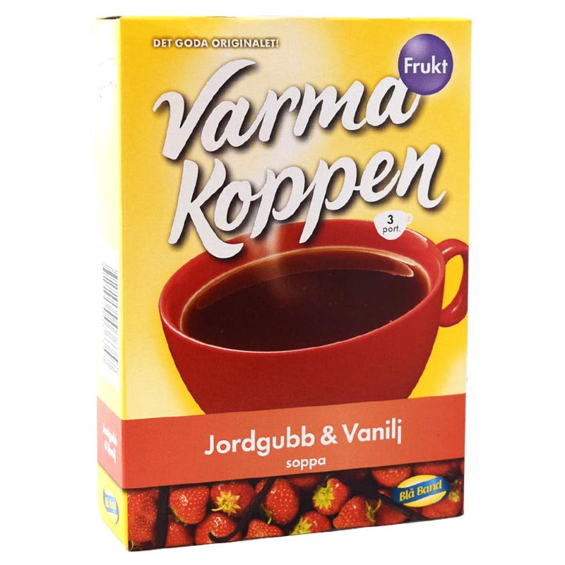 Jordgubb Och Vaniljsoppa - 44% rabatt