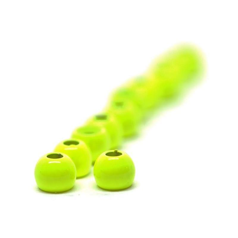 FF Brass Beads 5mm - Flue Yellow/Chart FutureFly