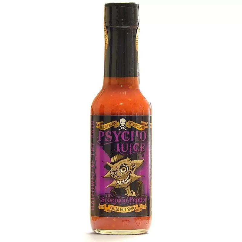 Psycho Juice 70% Scorpion Pepper 148ml