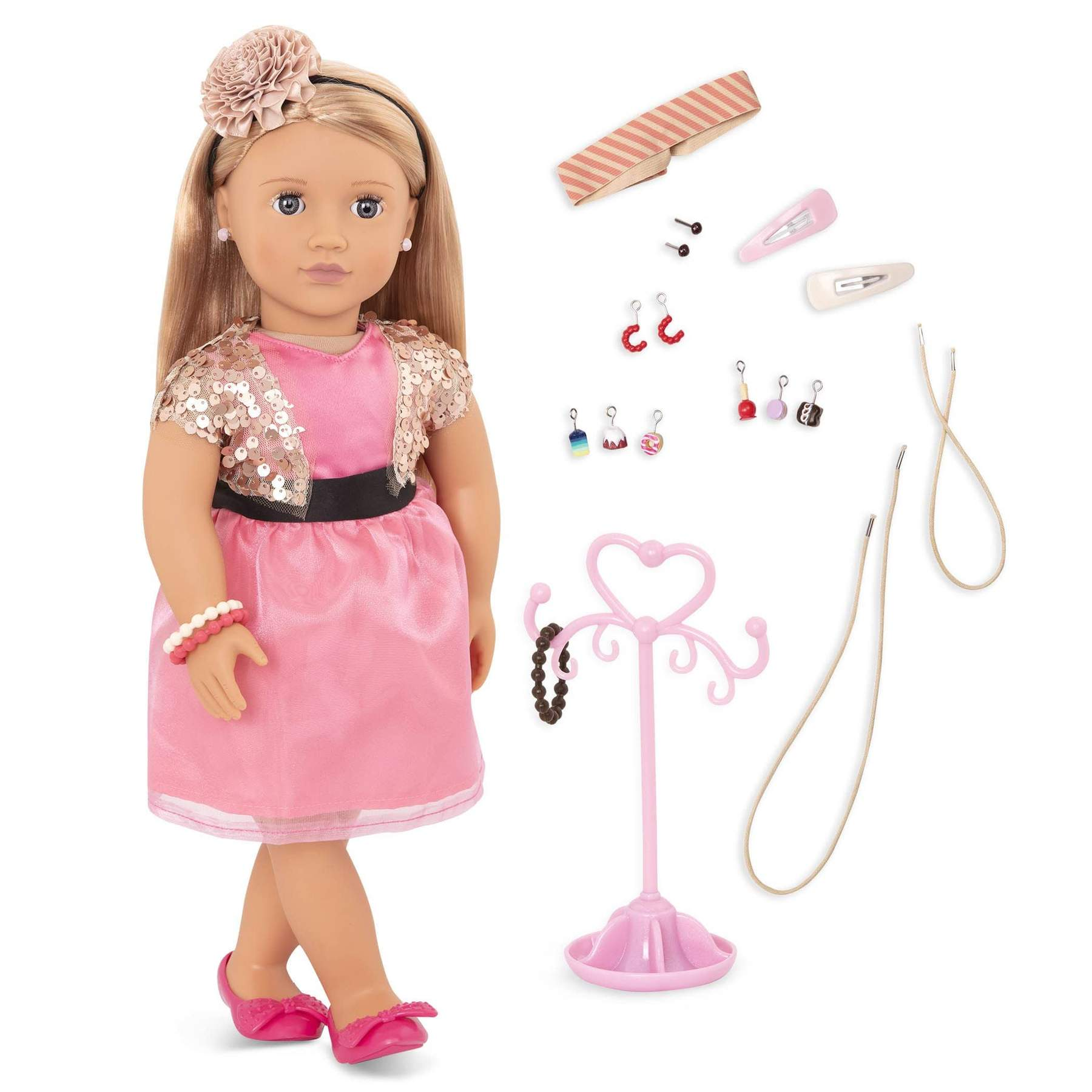 Our Generation - Audra Jewelry Doll (731080)
