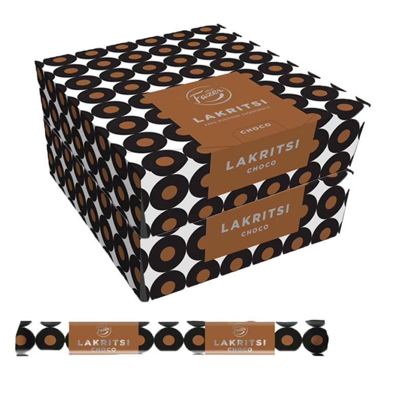 Lakritsstänger Choco 60-pack - 33% rabatt