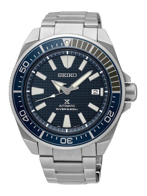 SEIKO Prospex Automatic Diver 44mm ´Samurai´ SRPF01K1