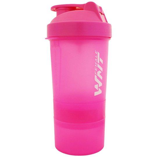 Shaker Rosa 600ml - 75% rabatt