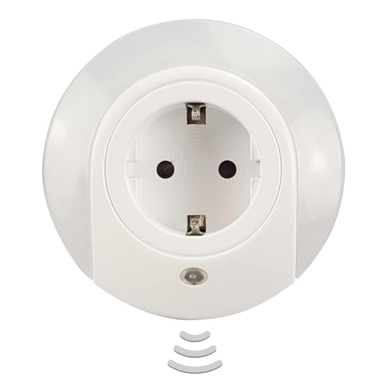 Sidus Sensor LED-nattelys med stikkontakt